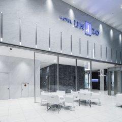 Отель UNIZO Tokyo Ginza-itchome Япония, Токио - отзывы, цены и фото номеров - забронировать отель UNIZO Tokyo Ginza-itchome онлайн интерьер отеля фото 3