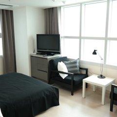 Апартаменты Myeongdong Studio комната для гостей фото 2