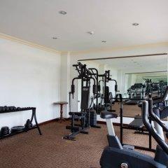 Отель Orchidacea Resort Пхукет фитнесс-зал фото 4