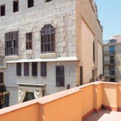 Отель Hostal Benidorm балкон