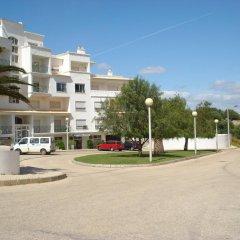 Отель Castelos da Rocha парковка