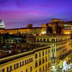 Amalia Vaticano Hotel балкон