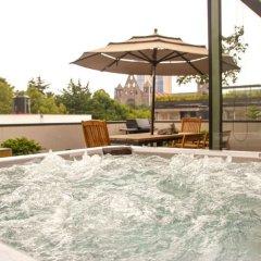Отель Sophisticated Penthouse Jacuzzi &terrace Мехико фото 9