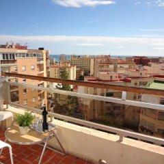 Отель Carlos Rooms Торремолинос балкон