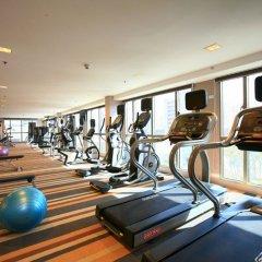 Отель 39 Boulevard Executive Residence фитнесс-зал