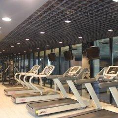 GreenPark Hotel Tianjin Тяньцзинь фитнесс-зал