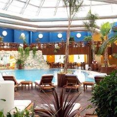 Отель Farah Casablanca бассейн