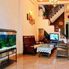Отель Green Garden Homestay комната для гостей фото 2