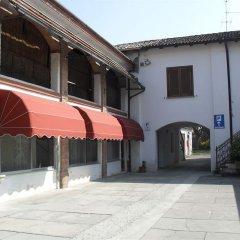Hotel Leon D'oro Сан-Бассано парковка