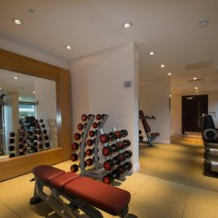 DoubleTree by Hilton London - Ealing Hotel фитнесс-зал