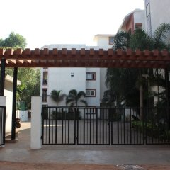 Апартаменты OYO 11729 Home Modern Studio Arpora Гоа парковка
