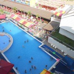 The Colours Side Hotel Турция, Сиде - отзывы, цены и фото номеров - забронировать отель The Colours Side Hotel онлайн бассейн фото 2