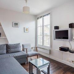Апартаменты Le Marais - Place des Vosges Apartment комната для гостей фото 5