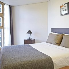 Отель Brown Suites Seoul Южная Корея, Сеул - 1 отзыв об отеле, цены и фото номеров - забронировать отель Brown Suites Seoul онлайн комната для гостей фото 4