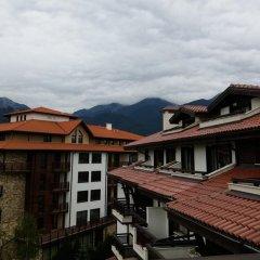 Апарт-отель ORBILUX балкон