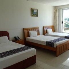 Trans International Hotel комната для гостей