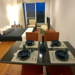 Отель Patio Luxury Suites в номере
