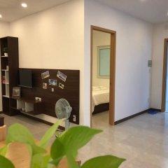 Отель Anita Apartment Nha Trang Вьетнам, Нячанг - отзывы, цены и фото номеров - забронировать отель Anita Apartment Nha Trang онлайн комната для гостей фото 2