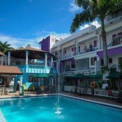 Отель Gloriana Hotel Ямайка, Монтего-Бей - отзывы, цены и фото номеров - забронировать отель Gloriana Hotel онлайн бассейн фото 3