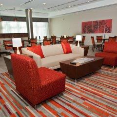 Holiday Inn Express Hotel & Suites Columbus - Easton Колумбус интерьер отеля