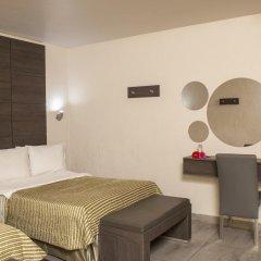 Отель Expo Abastos Гвадалахара комната для гостей фото 5