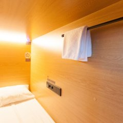 Capsule Hotel GettSleep Sheremetyevo удобства в номере фото 4