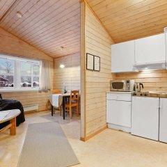 Отель Tromsø Camping в номере