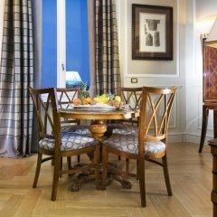 Rome Marriott Grand Hotel Flora в номере