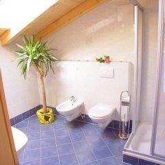 Отель Gogerer Hof Рачинес-Ратскингс ванная