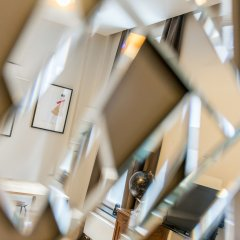 Отель Smartflats City - Brusselian Бельгия, Брюссель - отзывы, цены и фото номеров - забронировать отель Smartflats City - Brusselian онлайн ванная фото 2