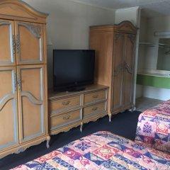 Отель Relax Inn Downtown Vicksburg удобства в номере фото 2