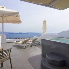 Отель Santorini Secret Suites & Spa пляж