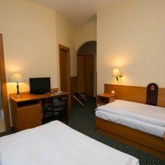 Central Hotel Prague удобства в номере фото 2