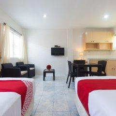 Отель 3Js and K Apartment Филиппины, Лапу-Лапу - отзывы, цены и фото номеров - забронировать отель 3Js and K Apartment онлайн комната для гостей фото 4