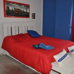 Отель Jet Lag Италия, Рим - отзывы, цены и фото номеров - забронировать отель Jet Lag онлайн комната для гостей фото 3
