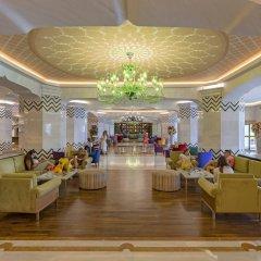 Royal Taj Mahal Hotel Турция, Чолакли - 1 отзыв об отеле, цены и фото номеров - забронировать отель Royal Taj Mahal Hotel онлайн интерьер отеля