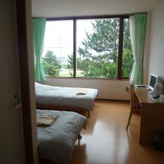Отель Pension Sky View Якусима комната для гостей