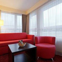 AZIMUT Hotel City South Berlin комната для гостей фото 5