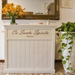 Отель B&B Ca' Santo Spirito спа
