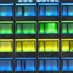 Отель Athens Center Square Афины бассейн
