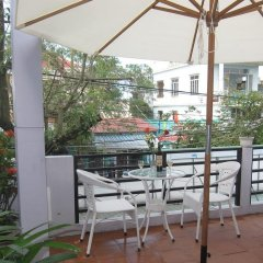 Отель An Thi Homestay Хойан балкон