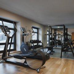 Gran Hotel Domine Bilbao фитнесс-зал