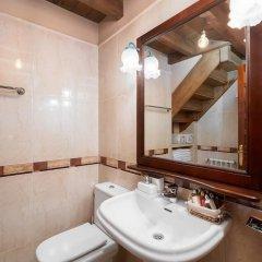 Отель Casa Rural En Gulpiyuri Llanes ванная фото 2