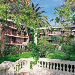 Отель Pierre and Vacances Les Palmiers