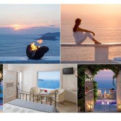 Отель Athermi Suites Греция, Остров Санторини - отзывы, цены и фото номеров - забронировать отель Athermi Suites онлайн бассейн