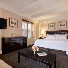 Отель Edison США, Нью-Йорк - 8 отзывов об отеле, цены и фото номеров - забронировать отель Edison онлайн комната для гостей фото 8