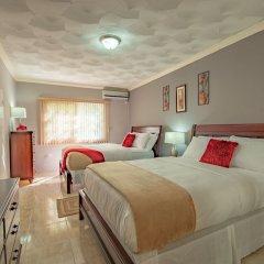 Отель Tropical Escape Villa - 3 Bedroom Ямайка, Монастырь - отзывы, цены и фото номеров - забронировать отель Tropical Escape Villa - 3 Bedroom онлайн комната для гостей фото 4