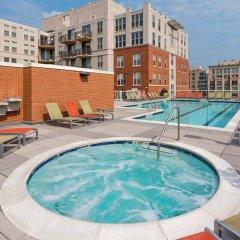 Отель Suite Home America - DC США, Вашингтон - отзывы, цены и фото номеров - забронировать отель Suite Home America - DC онлайн бассейн