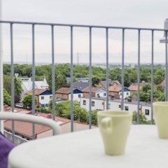 Отель Finn Швеция, Лунд - отзывы, цены и фото номеров - забронировать отель Finn онлайн балкон