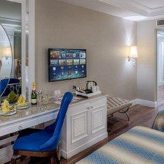 Alva Donna Exclusive Hotel & Spa – All Inclusive Богазкент удобства в номере
